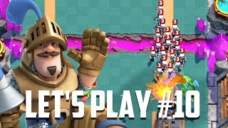 Let's Play Clash Royale #10: Level 5 vs. Level 7!