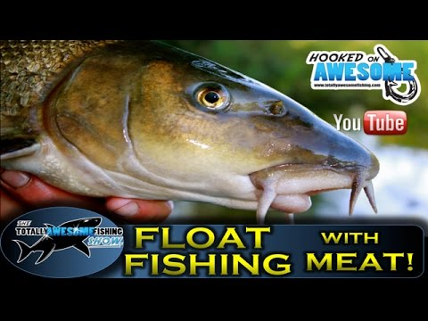 Float Fishing Rivers with Meat Bait TAFishing Show