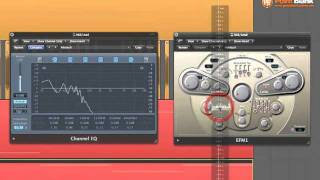 Logic Tutorial - EFM1 - Dirty Dubstep Bass