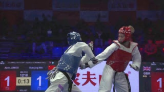 DAY 2 Wuxi 2018 World Taekwondo Grand Slam Champions Series