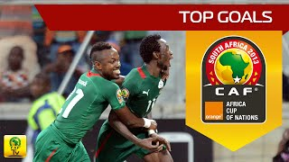 TOP 5 GOALS #4 | CAN Orange 2013 | Quarter finals best goals - Buts quart de finale
