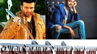 Shakib Khan, besides, Arefin Shuvo over'Rongbaj 2