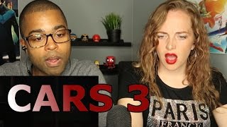 Cars 3 - Official US Trailer (Reaction 🔥)