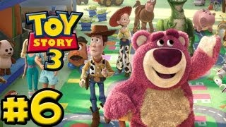 Toy Story 3 The Video-Game - Part 6 - Bonnie's House (HD Gameplay Walkthrough)