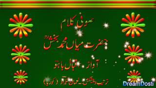 Mian Muhammad Bakhsh/میاں محمد بخش  Non-Stop Saif-ul-Malūk/Sufiyana Kalam