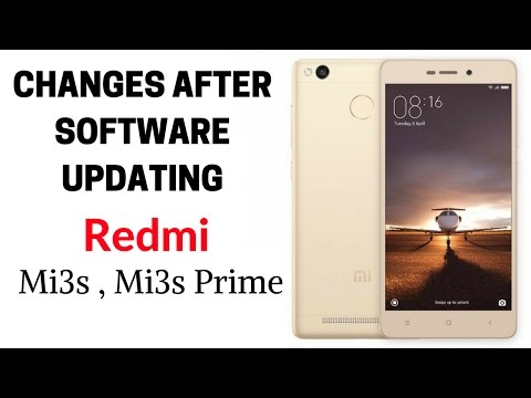 How To Update Mi 3s or Mi3s Prime And What are the Changes After Updating...???