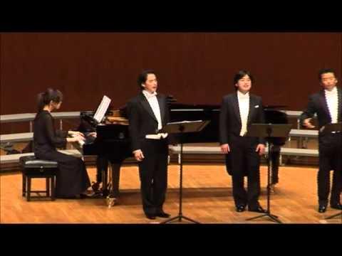 Mattinata, Torna a Surriento, Santa Lucia, O Sole Mio - HK City Choir