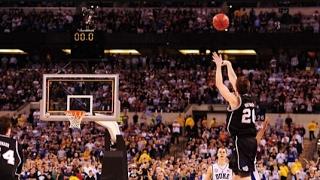Final Minute Of The 2010 National Championship Butler vs Duke