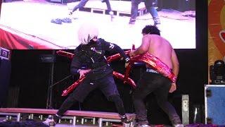 COSPLAY DUAL - Kaneki Ken y Sachi Kamishiro [TOKYO GHOUL] (2DO POP CORN FESTIVAL)