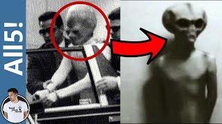 5 Alien Species That Live Among Us!