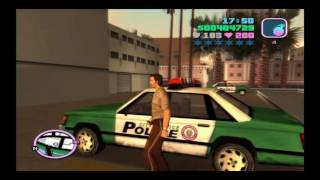 Grand Theft Auto Vice City - All Hidden Weapons