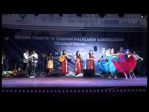 Şili Halk Dansları Topluluğu BAFOCHI