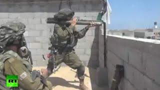 IDF offensive: Israel fires rockets, shoots in bursts towards Gaza