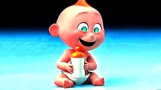 INCREDIBLES 2 - Baby Jack Trailer ! (Animation, 2018)