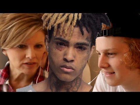 Mom reacts to XXXTENTACION @xxxtentacion #FREEX