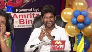 Extra Jabardasth || Nani as special guest in 100th episode ( Promo)