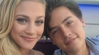 New Couple Alert! Cole Sprouse & Lili Reinhart Take Their
