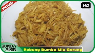Resep Masakan Jawa Rebung Bumbu Mie Goreng Mudah Resep Sehari Hari Recipes Indonesia Bunda Airin
