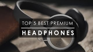 TOP 5 BEST HEADPHONES You Can Buy ◈ 2018 ◈