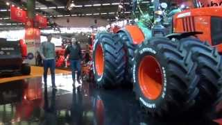 Best tractors and farm machinery at Sima 2015