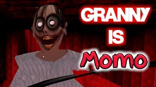 Granny Is Momo Full Gameplay