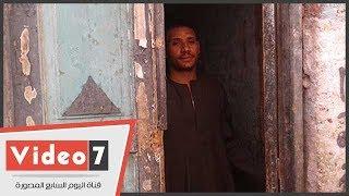 """""""محمد"""" يحتاج جهاز تعويضى وبناء منزله المتهالك بسوهاج"""