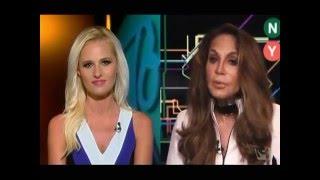 Pamela Geller on the premiere Tomi Lahren's Show: Migrant Crisis, Islam, Jihad, Islamofauxbia