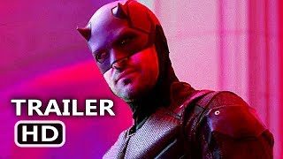 THE DEFENDERS Official Trailer (2017) Marvel, Comic Con Netflix TV Show HD