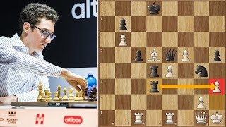 Hats Off To The Winner | Caruana vs So | Norway Championship 2018 | Round 9