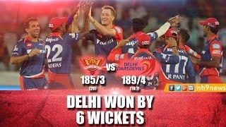 DD vs SRH 2017 Highlights | Delhi Daredevils vs Sunrisers Hyderabad 2017 Highlights | NH9 News