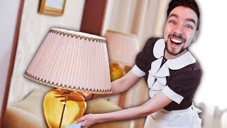 CLEANING THIS DISGUSTING MESS | House Flipper #8