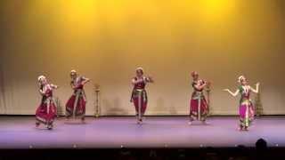 Sivarathri performance Dallas2014 Part 1
