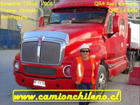 Camiones de CHILE2