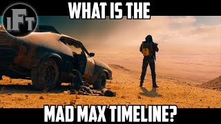 Mad Max Timeline | Insane Fan Theory | Shotana Studios