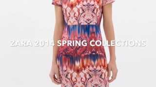 New In Zara Spring & Summer Collection 2014-2015