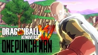 One Punch Man (Saitama) vs. Goku, Golden Frieza, & Lord Beerus! [Dragon Ball Xenoverse PC Mod]