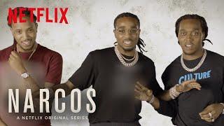 Narcos: Mexico   Migos Ad-libs: The Showdown   Netflix