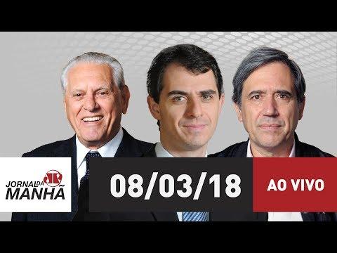 Jornal da Manhã - 08/03/2018