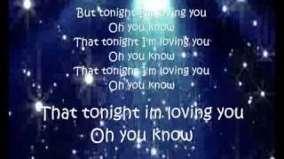 Tonight - Enrique Iglesias LYRICS