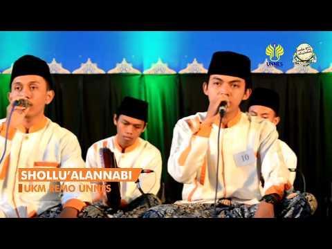 Shollu'alannabi UKM Remo Unnes (Juara I)  - Lomba Rebana, Festival Ekonomi Syari'ah Jawa Tengah