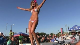 Cinco de Mayo Bikini Contest Line Up - 2014
