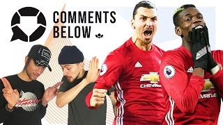 Zlatan Saves Pogba From Penalty Nightmare! | Comments Below