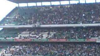 Gol Achille Emana a lo Panenka a Cobeño Betis 4 Rayo 0