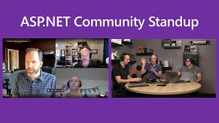 ASP.NET Community Standup - October 9, 2018 - The Blazor Show!