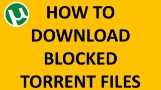 how to use torrent in India
