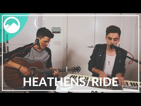 Download Twenty One Pilots - Heathens // Ride - Mashup Cover by ROLLUPHILLS & Shaun Reynolds On Musiku.PW