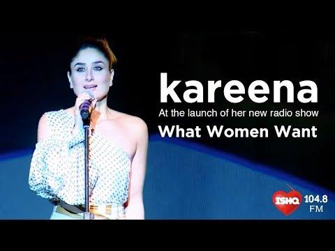 Xxx Mp4 WhatWomenWant With Kareena Kapoor Khan Ishq 104 8 FM 3gp Sex