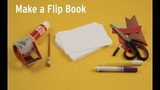How to Create Animation with a Flip Book