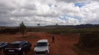 Учения запад 2017 пара вертолетов ка 52 наносит ракетный удар