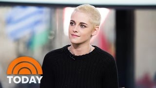 Kristen Stewart On New Film 'Personal Shopper,' Why She Cut Off Her Hair   TODAY